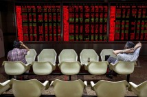 China Stock Markets Remain Volatile Amid Economy Fears